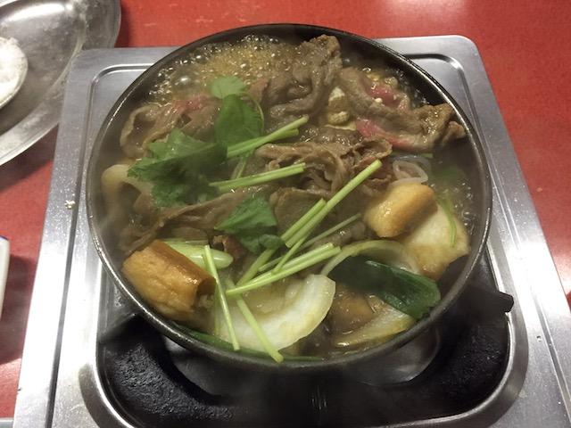 一人すき焼きも気兼ねなく楽しめる!京都でコスパ最強の「すき焼き キムラ」