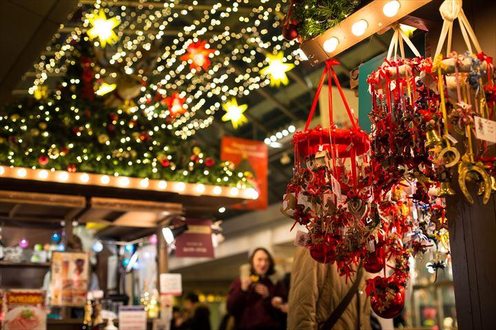 本場ドイツの絶品料理も!「六本木ヒルズ クリスマスマーケット 2017」