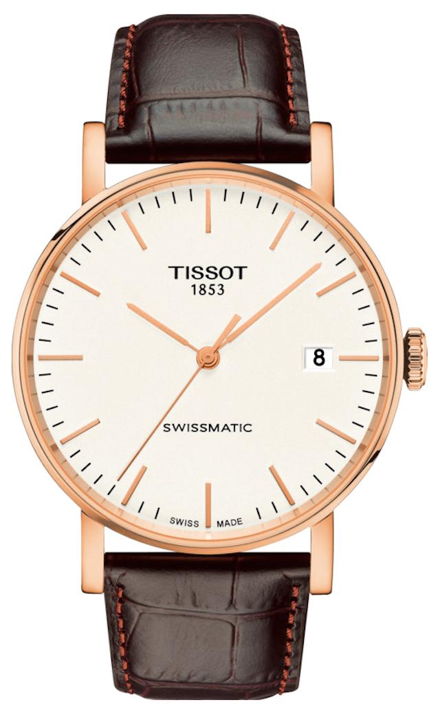 運命的に出会ったふたりのための【TISSOT 運命を感じる時計展】
