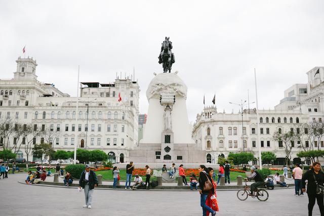ペルーで気を付けたいドロボーの手口【ペルー治安情報】