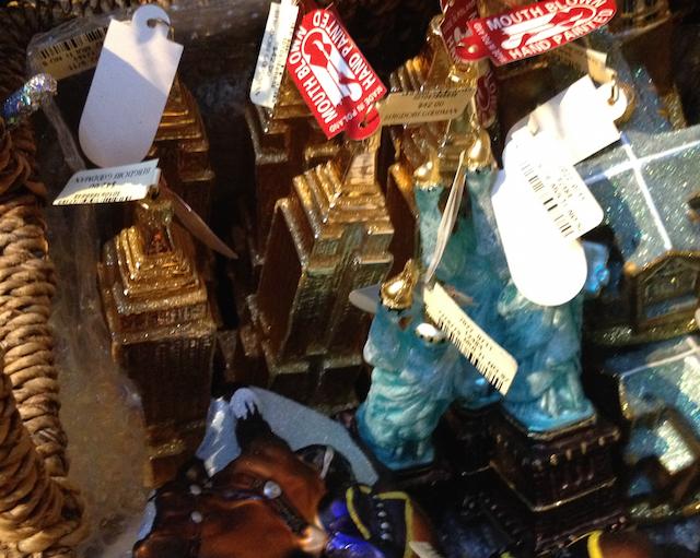 【ニューヨーク現地取材】いつかクリスマスツリーに飾りたい、憧れのオーナメント