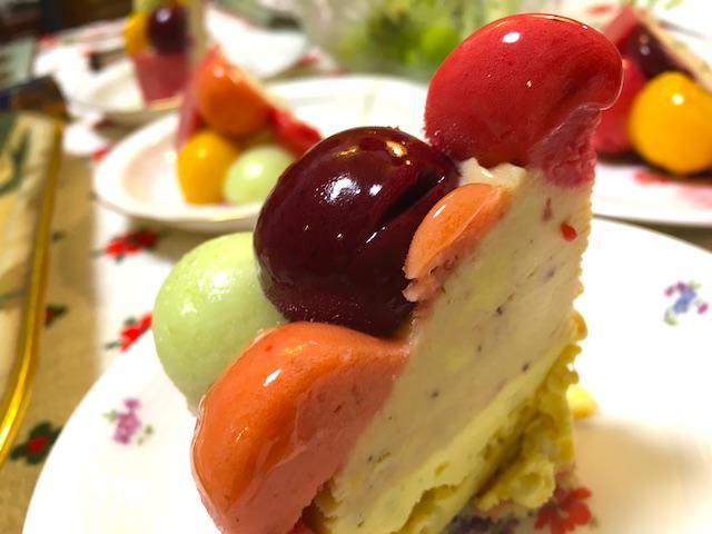 大人気のアイスケーキ!ルタオ「バルーンドフリュイ」が可愛くておいしかった