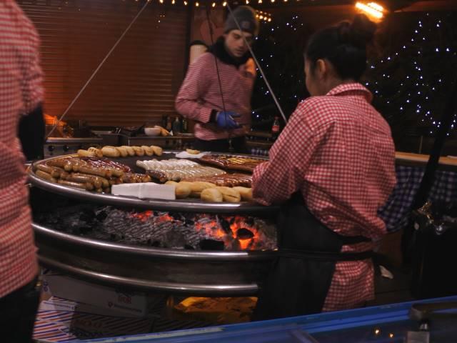 ロンドン随一のクリスマスマーケット「ウィンター・マーケット」【現地ルポ】