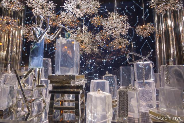 【ニューヨーク現地取材】インスタ映え世界一 クリスマスシーズンのウィンドウ