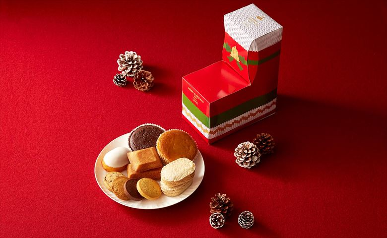 ブーツにお菓子がいっぱい!ルタオのXmasアドベントカレンダー&Xmasブーツを限定販売
