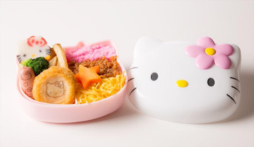 サンリオレインボーワールドレストラン キャラクターモチーフの新メニュー登場