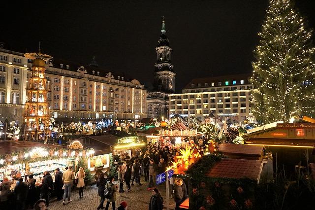 ドイツ最古、ドレスデンの伝統のクリスマスマーケットを現地レポート