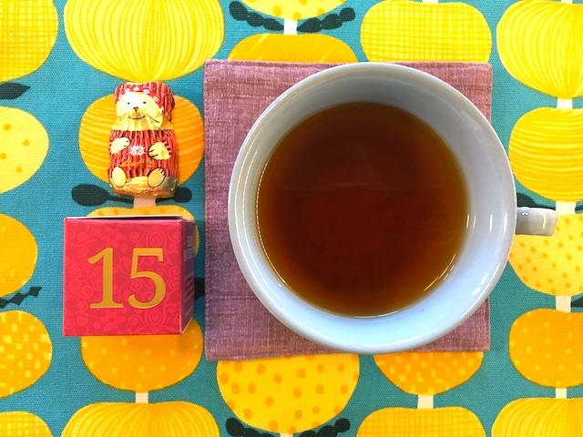 【今日のアドベントカレンダー】12月15日「コーヒーと紅茶の違い」