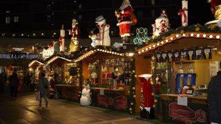 本場ドイツのクリスマスマーケットがラゾーナに初登場「LAZONA Xmas」