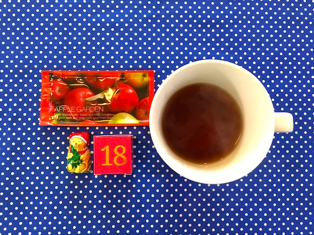 【今日のアドベントカレンダー】12月18日「香りのしくみのこと」