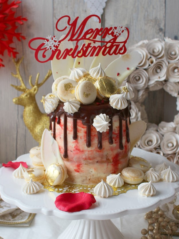 """クリスマスを一層盛り上げてくれる!""""フォト&ムービージェニック""""なケーキレシピ2選"""