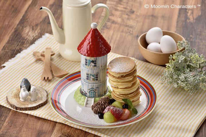 ムーミンマシュマロが浮かぶミルクティに癒される~ムーミンカフェ~