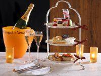 ウーヴ・グリコのシャンパンも選べる!華やぎを添える「クリスマス アフタヌーンティー」発売【ウェスティン都ホテル京都】