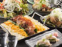 なんと290円!神戸牛の牛スジ鉄板チーズ鍋等含む全6品特別コースの限定プラン