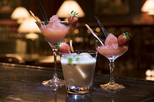 苺で春の訪れを感じる「Very Berry Strawberry」を開催【株式会社リーガロイヤルホテル東京】