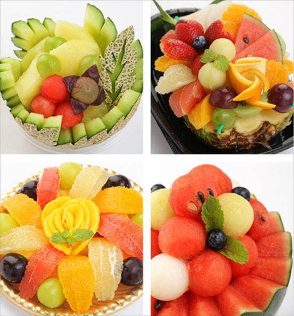 新しいおせち!和柄で彩る、瑞々しい厳選フルーツを使った「フルーツおせち」