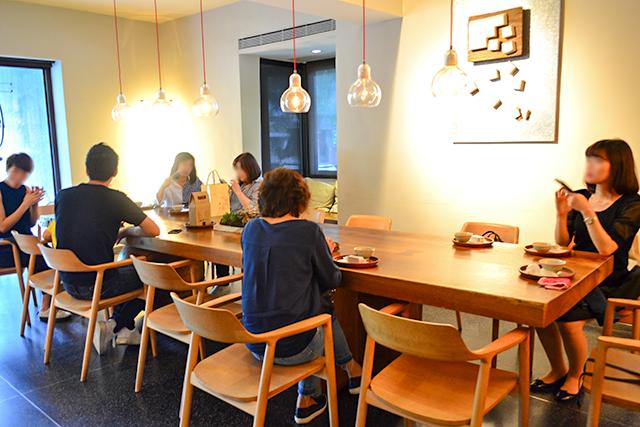 【台湾】あの「SUNNYHILLS 」で美味しいパイナップルケーキをゆったり楽しむ