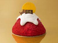 """正月には「赤富士」を食べちゃう?""""お正月のパワースイーツ""""で甘い後利益を"""