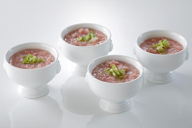 いちごと蟹のコンビネーションを食べつくし!「蟹といちごの紅福ビュッフェ」開催
