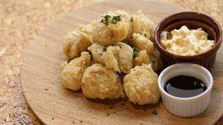 オリーブオイル100%の新世代天ぷらバルで、牡蠣天いつでも100円で食べられる会員権を販売!