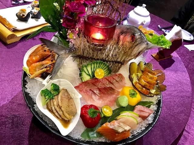 【台湾】宜蘭のお任せ料理のビジュアル系お料理の実力とは?