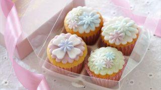 女子の心がときめくpetit bisouのカップケーキ&アイシングクッキー
