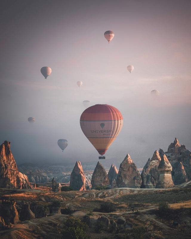 まるで絵本!トルコのフォトグラファーが魅せる世界の横顔