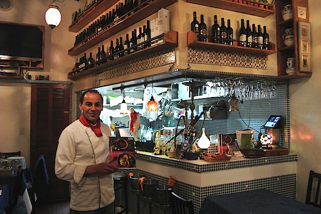 とろ〜り半熟卵のブリックに悶絶! 新大久保のチュニジア料理専門店