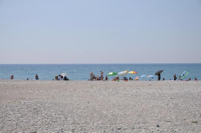 フランスから10分で行ける、イタリアの国境の街、ヴァンティミーリア