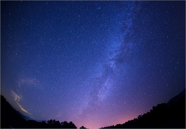 星空が美しい村が人気急上昇!トラベルコが国内ツアー検索人気ランキング発表