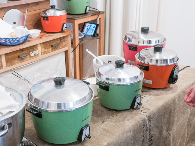 台湾の電鍋で世界の料理!旅ごころ満載のレシピ本登場。