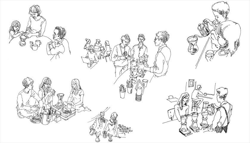 【大阪】文具とコーヒーを相棒に、春の旅を計画してみませんか?