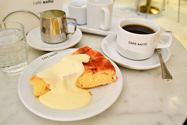 「かもめ食堂」のロケ地にもなった「カフェ・アアルト」の美味しすぎる絶品アップルケーキ
