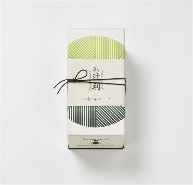 【辻利】GINZA SIX限定!果実とナッツがごろごろ入った「京濃い茶テリーヌ 彩り果実」