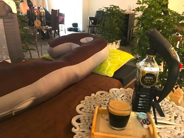 人生変わりそう。行列ができる睡眠カフェに行ってみた