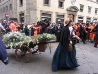 今年は4月1日!フィレンツェのパスクア(復活祭)