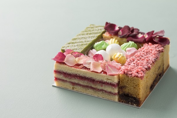 まるで花束のよう。グランド ハイアット 東京の予約限定ケーキが可愛すぎる