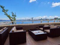 【横浜】海の見ながら優雅にランチタイムを「GW限定 海の見えるビアテラス」