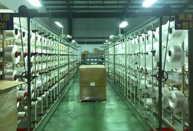 台湾発!世界イチのリボン工場