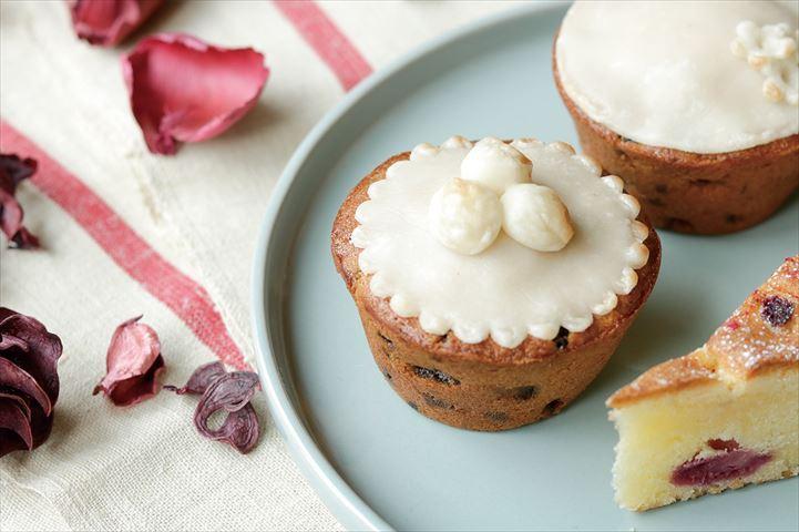 母の日ギフトにイギリスの伝統的なスイーツ「シムネルケーキ」はいかが?【BRITISH MADE 銀座店】