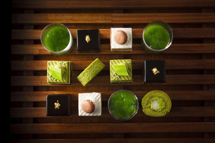 【ホテルニューオータニ】前回大好評のビュッフェに続くテーマは「抹茶・メロン・チョコレート」