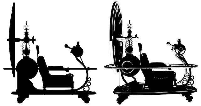 交番に電話ボックス!作中に描かれた【ユニークなタイムマシン】5選