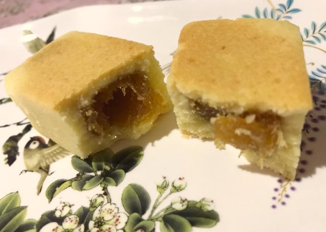 【台湾土産】ホテルオークラプレステージのレトロ可愛いパイナップルケーキ
