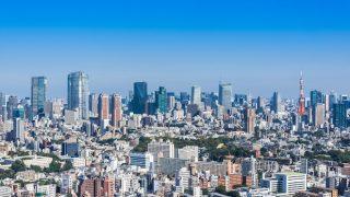こんな都会にも!東京23区防災無線マップ