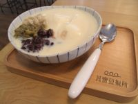 台北女子旅に!東門駅近くのオシャレ店「其實豆製所」で豆乳スイーツを堪能