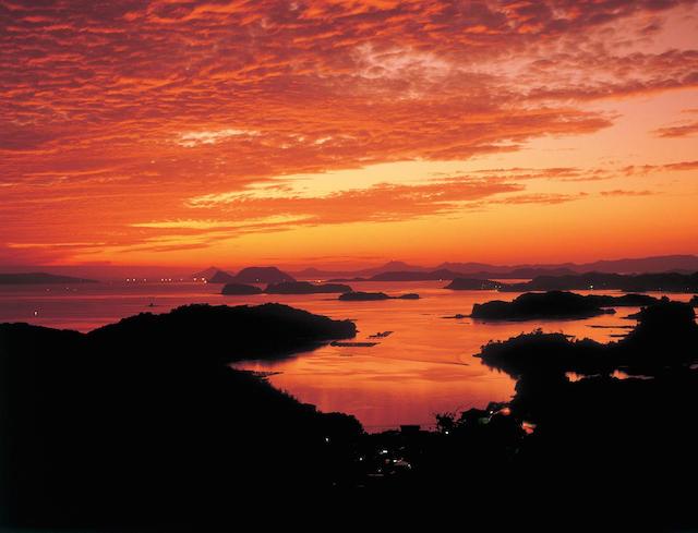 「世界で最も美しい湾」と認められた珠玉の島々 長崎県九十九島