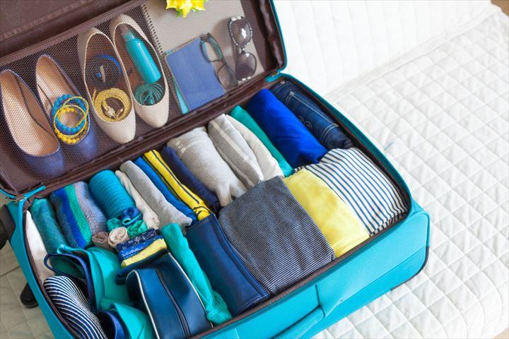 色も大事!スーツケースを選ぶポイント