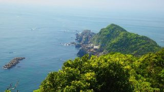 ※日本の島特集 三島由紀夫の小説「潮騒」の舞台、絶景を望める三重県・神島