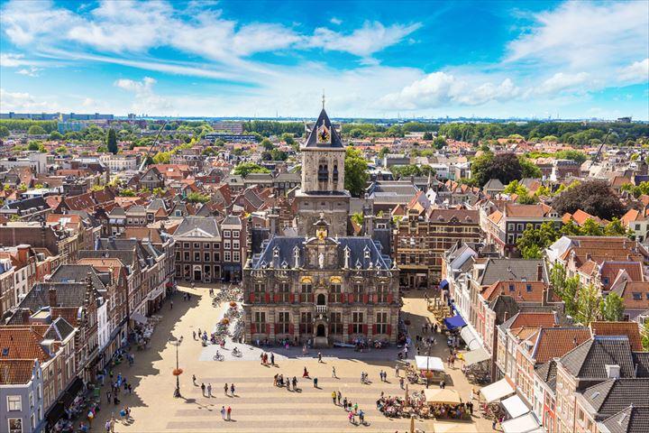 【オランダ】アムステルダムから日帰りOK!古都デルフトで半日観光