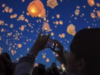 七夕の大阪で幻想的なランタンの光に包まれよう「大阪七夕スカイランタン祭り」